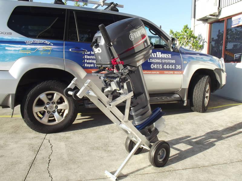 Outboard Motor Trolley Motor Trolley For Sale In Australia