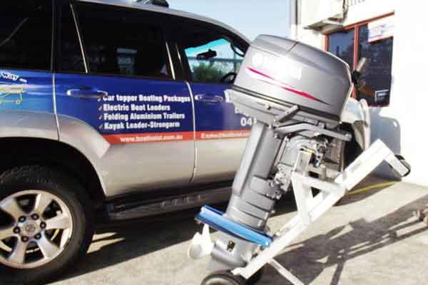 Outboard Motor Trolley