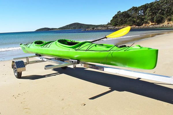 Folding Trailer - Kayak