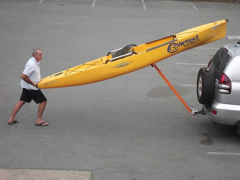 Kayak Loaders Buy Strongarm Kayak Loaders In Australia