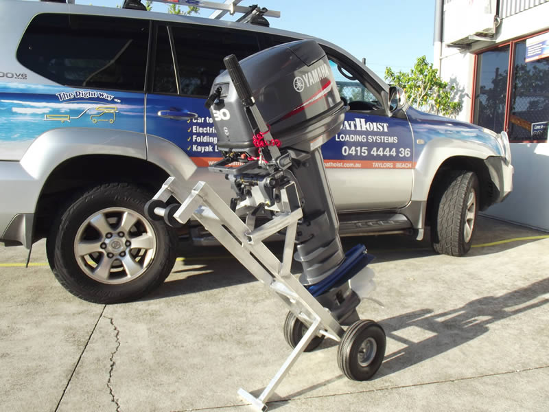 Outboard motor trolley 1 & Outboard Motor Trolley : Motor Trolley for Sale in Australia