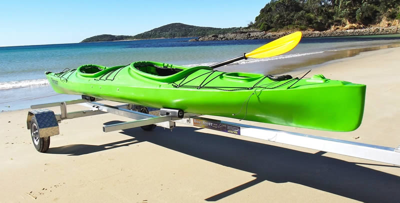Folding Trailer Kayak