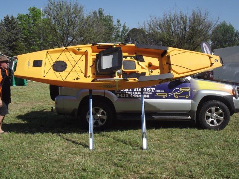 Find My Car Boathoist Boat Loader Kayak Loaders