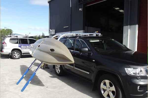 Sidewinder Kayak Loader