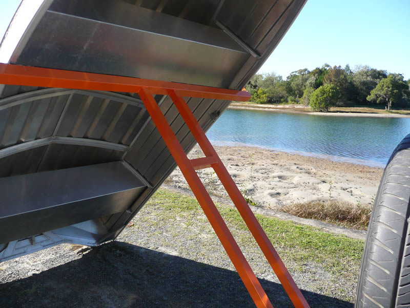 Strong Arm Electric Kayak Loader Boat Hoist