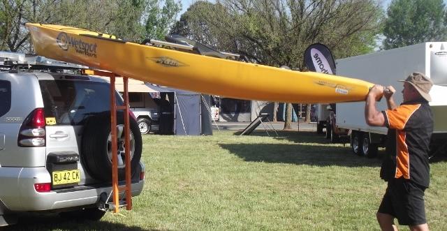 Stronarg Kayak Loader